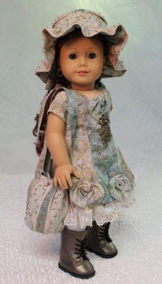 MHD Designs - Sans Prétention - Fashion Pattern for 18 Inch American Girl Dolls