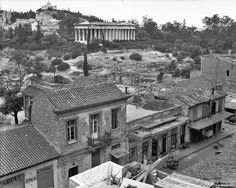 Greece Pictures, Time Pictures, Old Pictures, Old Photos, Greece History, Old Greek, Greece Photography, Athens Greece, Attica Greece
