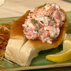 Clinton Kelly's Lobster Rolls: a New England classic I can't get enough of!
