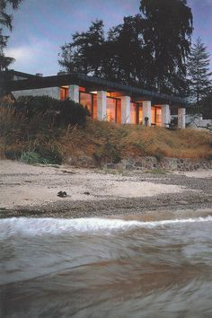 Hanne & Poul Kjaerholm, Own House - 1962