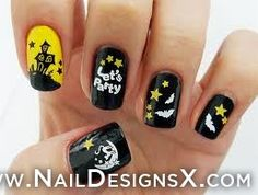 party for halloween » Nail Designs & Nail Art