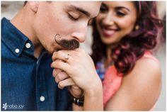 Engagement Session: Clint & Erika // Balboa Park, San Diego, CA » Analisa Joy Photography