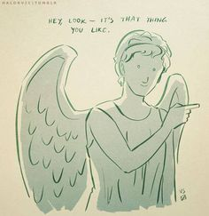 """the-fandoms-are-cool: """" halorvic: """" It'll only take a sec """" AHHHH WEEPING ANGEL DON'T BLink wait awww no it's probably just a coincidence he looks really nice pointing out my thing foR WAIT JUST A. Doctor Who Art, Don't Blink, Sad Stories, Torchwood, Geronimo, Bad Wolf, Geek Out, Dr Who, Superwholock"""