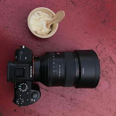 Pretty sure this Sony A7RII Setup goes really well with ice cream! 😊🍦 Photo by @antik5