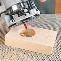 Boring big or odd-size holes just got a whole lot easier using this simple method.: