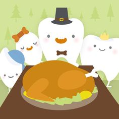 Our crew is ready to EAT! We are closed Thursday and Friday while our staff celebrates the holiday. As always, we are so thankful for YOU, the best patients we could ever ask for! Have a wonderful Thanksgiving. #thanksgiving #greenburgpediatricdentistry #pediatricdentistry http://www.greenburgpediatricdentistry.com