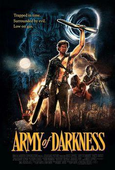 L'armata delle tenebre(Army of Darkness) è unfilmdel1992diretto daSam Raimi; interpretato daBruce Campbellche riprende il ruolo diAsh Williams; è il terzo capitolo della seriehorrordeLa casa.