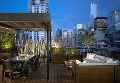 River North Roof Stage by Chicago Specialty Gardens