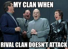 Funny clash of clans
