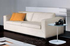 Boston Modern Sofa Bed by Bonaldo Contemporary Sleeper Sofas, Modern Sleeper Sofa, Modern Sofa, Sofa Bed, Couch, Italian Sofa, Light Decorations, Boston, Bedroom