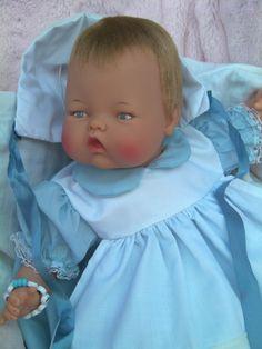 Vintage Ideal Tiny Thumbelina Doll