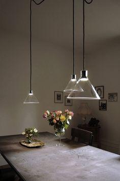 Cone light - Bureau Puree