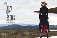 Going to Great New Lengths (Vogue Australia)