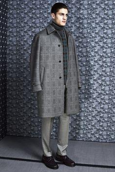 Brioni - Men Fashion Fall Winter 2014-15 - Shows - Vogue.it