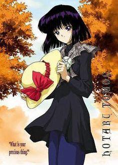 sailor moon Hotaru Tomoe sailor saturn