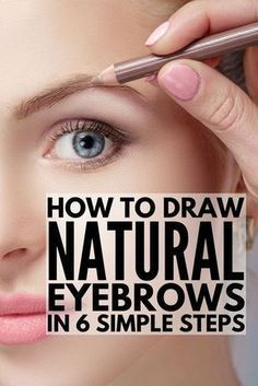6 trucs et produits pour vous apprendre à dessiner des sourcils naturellement 6 tips and products to teach you how to draw eyebrows naturally kullanıyorum … Prom Makeup Looks, Fall Makeup Looks, Winter Makeup, How To Do Eyebrows, Filling In Eyebrows, Eyebrow Makeup Tips, Smokey Eye Makeup, Eyebrow Tinting, Smoky Eye