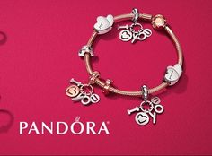 Pandora Jewelry is recognized for its elegant and classic style. The collection of Pandora has more than 600 charms and matching jewelry to choose from. The amazing and nice thing about Pandora Jewelry Pandora Beads, Pandora Bracelet Charms, Pandora Jewelry, Pandora Offers, Opening Pandora's Box, Mora Pandora, Valentine's Day 2018, New Charmed, Modern Jewelry