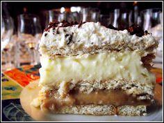 Ciasto 3 bit kojarzyło mi się zawsze z ciężkim, słodkim ciastem z dużą ilością czekolady, dlatego nigdy wcześniej go nie robiłam. I to...