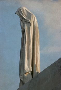 This is the central statue at the Canadian memorial at Vimy Ridge, France. The staue is to represent Canada and Canadian women who lost a loved one in this Workd War One battle.