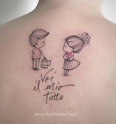 31 Adorable Tattoo Ideas For Women - Page 11 of 28 - Tattoo Designs Mommy Tattoos, Twin Tattoos, Paar Tattoos, Neue Tattoos, Family Tattoos, Couple Tattoos, Body Art Tattoos, Tatoos, Tattoos Familie