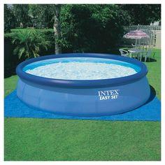 Intex 18u0027 X 48 Easy Set Pool Set, ...