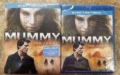 #BRAND NEW# The Mummy 2017 (Blu-ray/DVD/Digital HD) W/ SLIPCOVER FREE SHIPPING