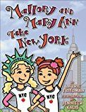 """Mallory and Mary Ann Take New York, by Laurie Friedman, illus. Jennifer Kalis   """"After entering a kids' fashion design contest, Mallory wins a trip for four to New York City, where she will model her outfit on her favorite TV show."""""""