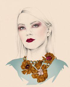 Illustration by emma leonard Client: Madison Magazine, June 2013