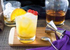 Stone Sour - Amaretto Cocktail - Fox Valley Foodie
