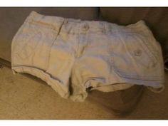 ALMOST FAMOUS KHAKI Shorts SIZE 9 ON SALE