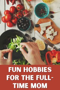 Fun Hobbies For The Full-Time Mom Easy Meals For Kids, Meals For The Week, Quick Meals, Cooking With Essential Oils, Essential Oils For Hair, Healthy Cooking, Cooking Tips, Healthy Eating, Bland Food