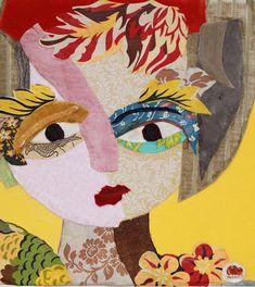 Atelier art textile et expo Katherine Roumanoff