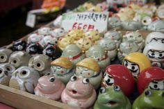 Little trinkets from Jindaiji.