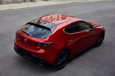 Mazda introduced the new 2019 at the 2018 LA Auto Show on Wednesday. Even as Ford and General Motors announced their plans to exit the passenger car market, Mazda has unveiled one of the most striking and innovate compact cars in recent memory. Mazda Mx 5 Miata, Mazda 3 Hatchback, Mazda Cx5, Mazda 3 Limousine, Mazda Mazda3, Honda Civic Si, Mitsubishi Lancer Evolution, Nissan Silvia, Ae86