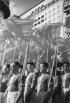 Спорт и физкультура в СССР / Назад в СССР / Back in USSR