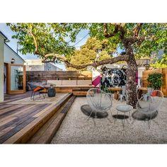 Outdoor Lounge, Outdoor Spaces, Outdoor Living, Outdoor Decor, Indoor Outdoor, Backyard Patio Designs, Backyard Landscaping, My Patio Design, Palm Springs