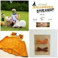 2nd Annual Halloween Giveaway | Neverland Nook