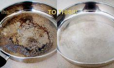 clean-burnt-frying-pans