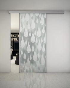 Porta De Correr Em Vidro Jateado E Adesivada Com Vinil · EmsSweetGlass WallsGlass  DoorsMais ... Gallery