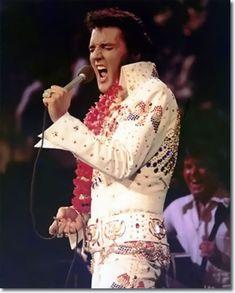 Elvis aloha from hawaii photos | January 14, 1973 : 'Aloha from Hawaii'.