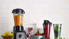 Add to wish list: this Vitamix blender, which can do everything—in the smallest apartments.