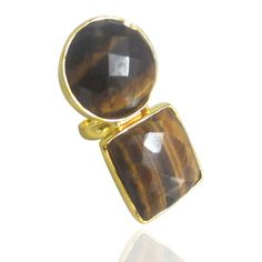Tiger Eye Gemstone which really Attracts Wealth and Prosperity.  Money Luck Stone. Gives you Abundance www.vezoora.com