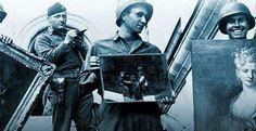 Durante l'occupazione dell'Europa i tedeschi avevano messo a segno il più grande furto della storia, confiscando oltre cinque milioni di opere d'arte e trasferendole nel Terzo Reich. Per questo, gli uomini e le donne della MFAA condussero la più grande caccia al tesoro della storia, ricca di episodi grotteschi e straordinari, come solo la guerra produce. produce.