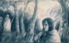 TLD Intro: Mirkwood by Merlkir.deviantart.com on @deviantART