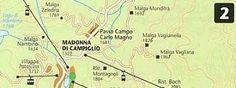 Giro delle cascate di Vallesinella-Val Rendena - Madonna di Campiglio
