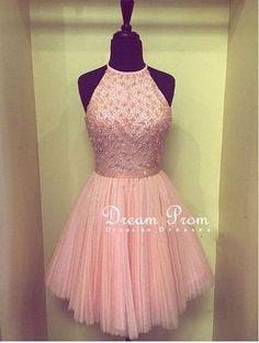 pink short prom dress,homecoming dresses