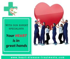 When the heart is at ease, the body is healthy. Give your heart the best care it deserves.  #healthyheart To know more : http://www.heart-disease-treatments.com/
