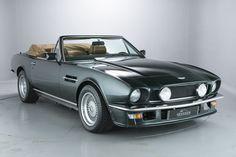 Aston Martin Volante 5.3 (1988) Aston Martin Volante, Vehicles, Sports, Classic Cars, Hs Sports, Vintage Classic Cars, Car, Sport, Classic Trucks