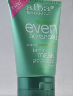 @Alba Botanica  Even Advanced Deep Sea Facial Mask