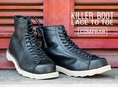 16fdfbc05 74 melhores imagens de Botas Black Boots em 2019 | Black boots ...